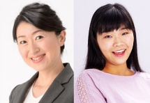 菊田由美・奈良有里子のキクナラキク